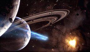 Página web con mucha información sobre astronomía. ¡Empezad a navegar!