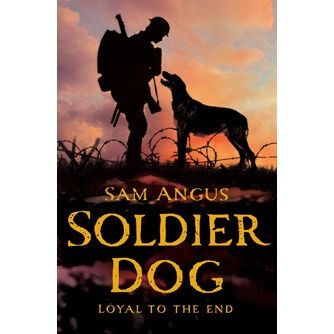 It's 1917. In the trenches of France miles from home, Stanley is a boy fighting a man's war. He is a dog handler , whose dog must be so loyal that he will cross no-man's land alone under enemy fire to return to Stanley's side carrying a message that could save countless lives. See if it is available: http://www.library.cbhs.school.nz/oliver/libraryHome.do