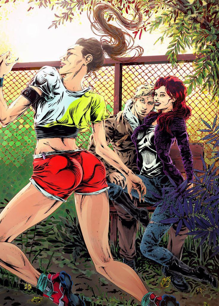 #runner_girl