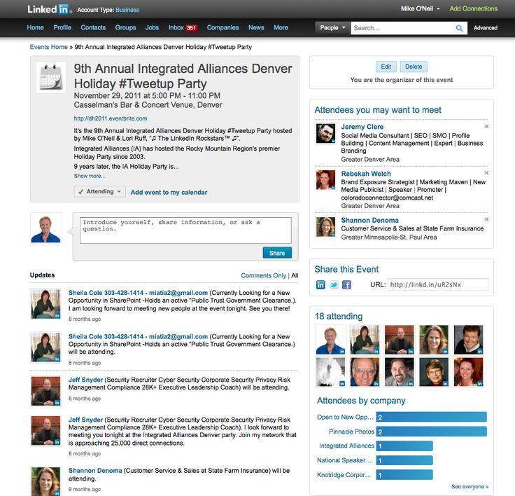 122 Best Images About LinkedIn Tips On Pinterest