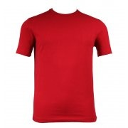 EA7 Emporio Armani Mens Crew Neck T-Shirt in Red. For exclusive designer fashion at affordable prices visit www.hypedirect.com     | #bensherman #diesel #dunlop #designer #fashion #discount #mens #menswear #style #hypedirect #drmartens #emporioarmani #supra #converse #DCShoes #vans #hunter  #trainers #johnsmedley #bags #shirt #ea7emporioarmani #ea7 #puma