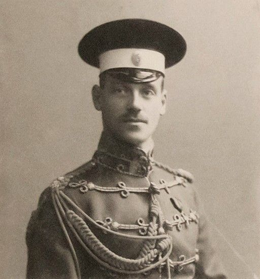 Grand duke Mikhail Alexandrovich, 1911