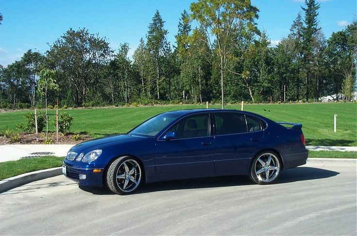 FS: 1999 Spectra Blue GS400 - (Seattle Area) - ClubLexus - Lexus ...