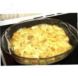 Bacalhau cremoso ao forno @ allrecipes.com.br