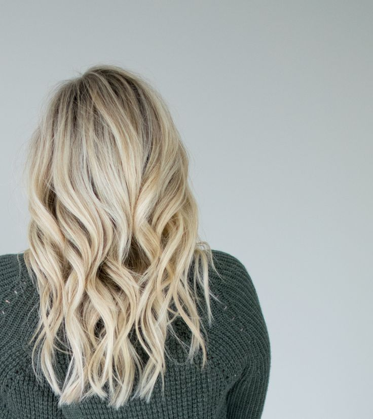 soft, wheat blonde for winter