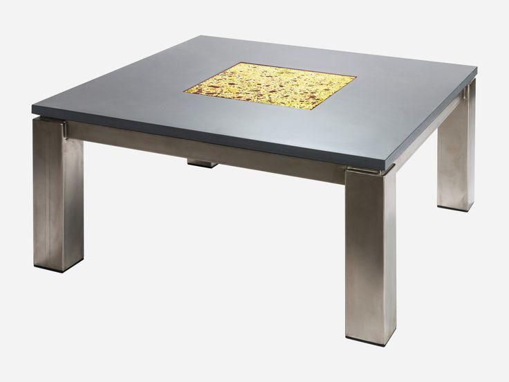 17 meilleures id es propos de table basse carr e sur - Table basse 80x80 ...