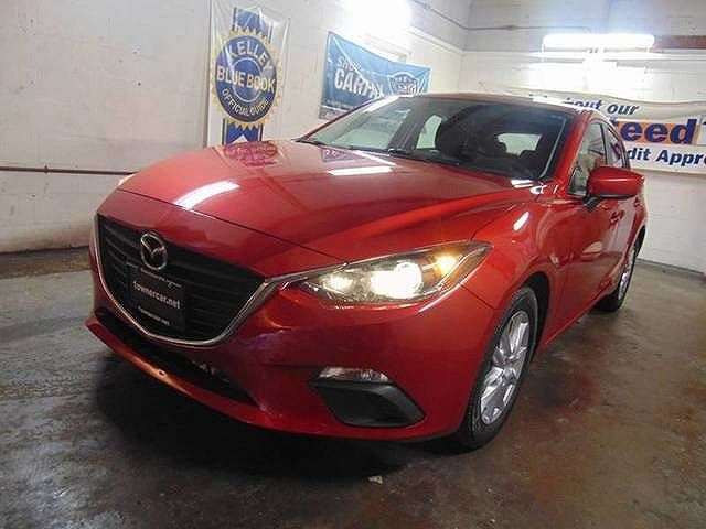 JM1BM1M76E1214633 | 2014 Mazda Mazda3 i Grand Touring for sale in Glenolden, PA