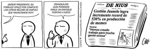 Juanelo - Porrazo