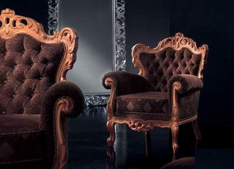 Fotel Baroque - Novelle
