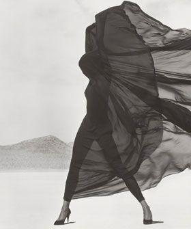 We're huge fans of Herb Ritts.