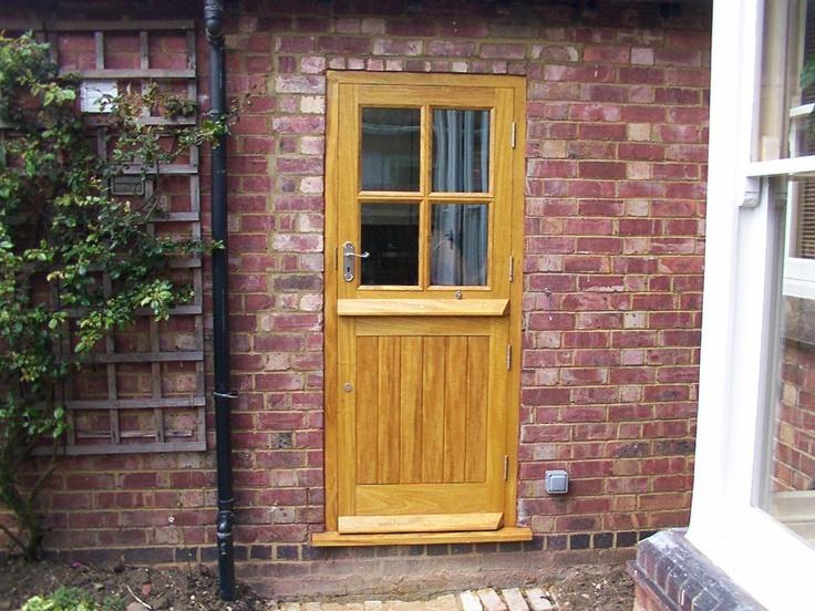 Best 36 Bespoke Wooden Doors images on Pinterest | Timber gates ...
