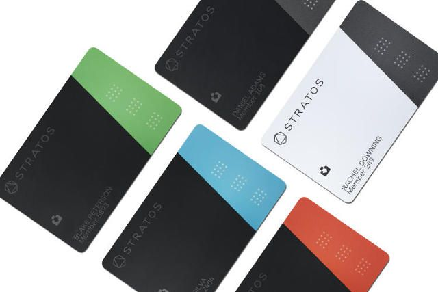 Stratos consolidates credit, debit, loyalty, membership and gift cards into one smart card, which features a dynamic magnetic stripe, allowing it to transform itself into any card in your wallet. The 2015 Innovation By Design Awards Winners.