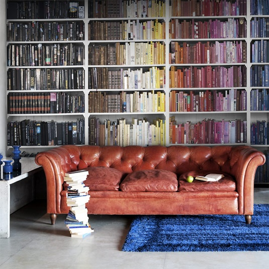 Library Wallpaper by Mr Perswall: Libraries, Books, Interior, Idea, Colors, Living Room, Wallpapers, Design
