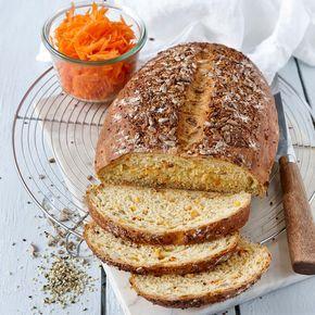 matbröd med frön