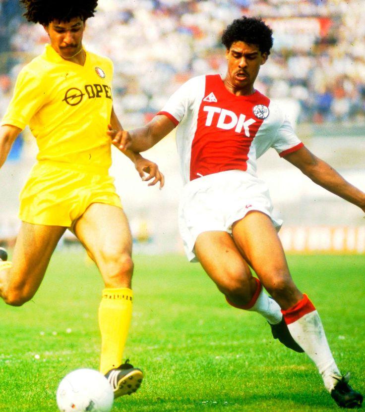 Articles De Bulge Football Taggés Thierry Henry: Feyenoord V Ajax, The Big Dutch Derby Featuring Young Ruud
