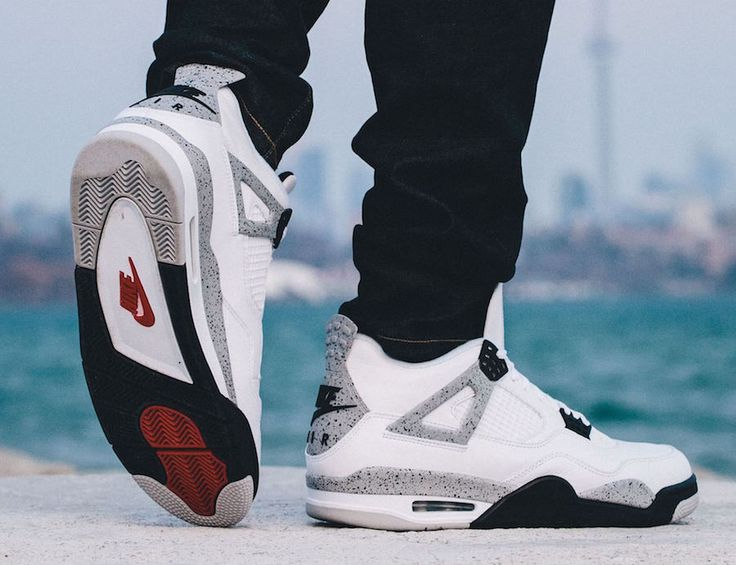 c181ae7594bc85 ... wholesale the nike air jordan 4 og 89 white cement 2016 release date is  set for