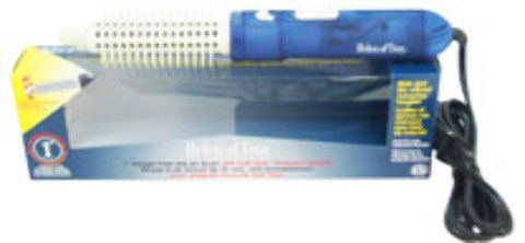 Helen Of Troy - Tangle Free Hot Air Brush - Model - 1574CN - White/Blue (1 Inch) 1 pcs sku- 1898209MA -- Learn more by visiting the image link.
