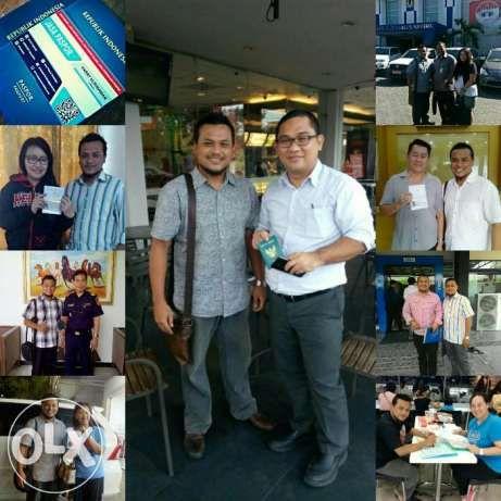 Jasa Proses Paspor Khusus WNI Indonesia - Surabaya Kota - Jasa