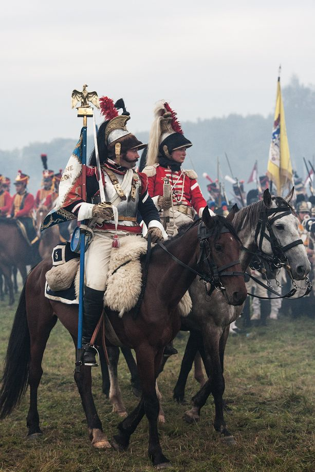 Battle of Borodino Historical reenactment 2012