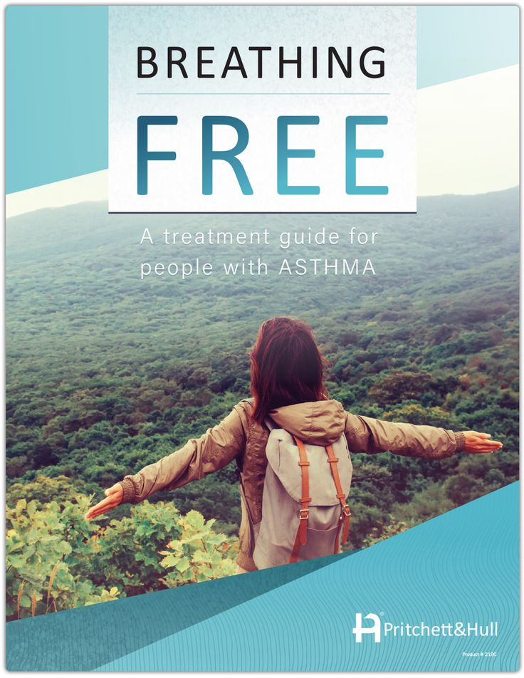 Breathing Free - a treatment guide for people with ASTHMA