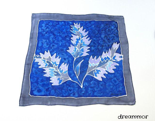 Dreammor: Como hacer... pintar un pañuelo de seda: As Do, I Learned Crafts, Pintando En, Drawings Como, En It, De Seda, How To Draw, Scarf, And Tela