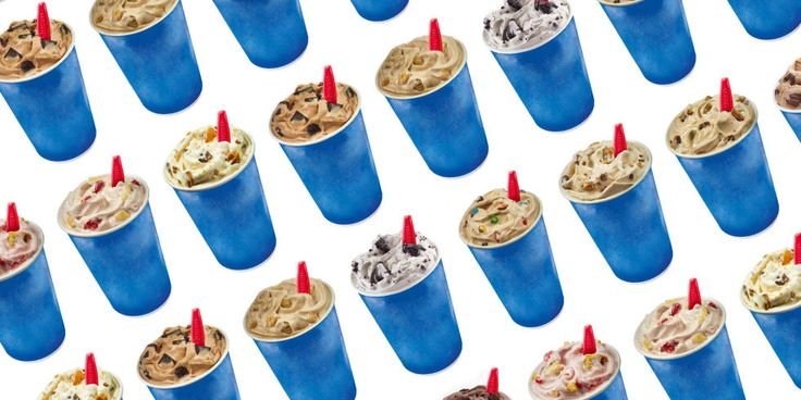 The Best Blizzard Flavors - Best Dairy Queen Desserts - Delish.com