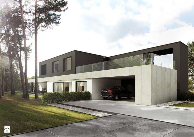 House in Glowno (Poland) by Reform Architekt   Modern