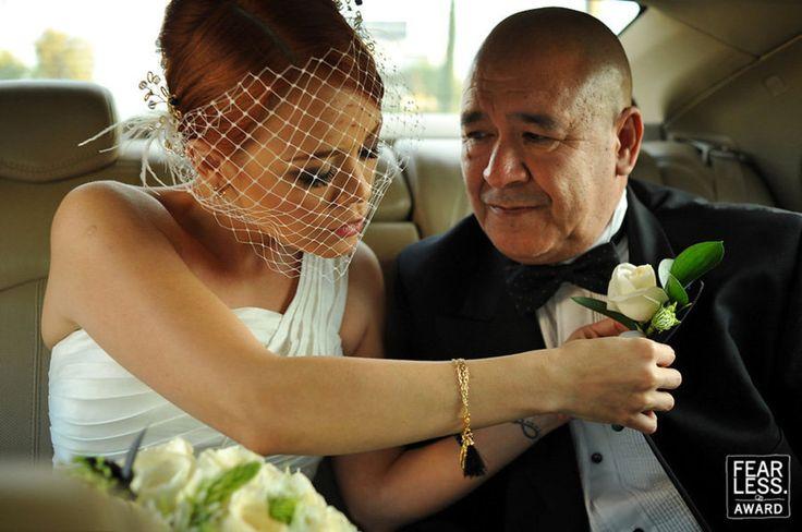 Las mejores entre las más bellas: 25 fotos de boda que merece la pena ver