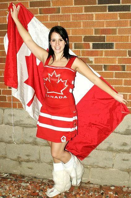 Team Canada Dress!