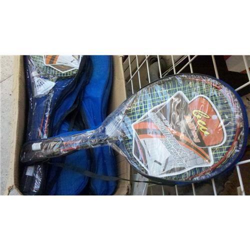 Badminton Set : Çocukların eğlence ile sporu birleştirdiği harika bir aktivite. Badminto topu havada süzülerek gittiği için her ortamda rahatça oynanabilir. İlanı satın alan müşterilerimize aşağıdaki set gönderilecektir. Set içeriği: 2 adet badminton raketi 1 adet badminton topu 1 adet çift raket taşıyan badminton çantası.