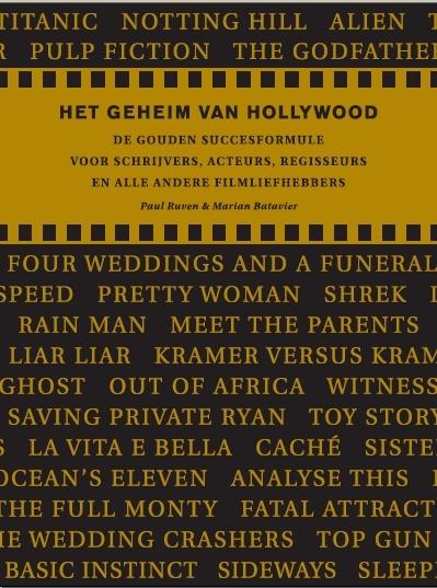 http://www.cinema.nl/radio-cinema/media/3008427/paul-ruven-over-het-geheim-van-hollywood  Floortje Smit praat met filmmaker Paul Ruven, auteur van het boek Het geheim van Hollywood. Alle succesfilms blijken gebaseerd te zijn op één simpele formule, aldus Ruven.