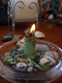 Kitchen Witch School of Natural Witchery: Simple Imbolc Candle Ritual