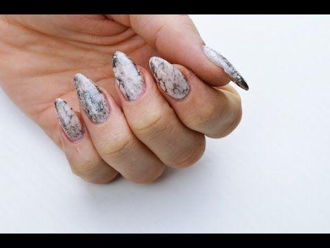 die besten 17 ideen zu marmorierte n gel auf pinterest matt nails fingern gel und marmor. Black Bedroom Furniture Sets. Home Design Ideas