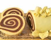 Chocolate quente com caramelo salgado