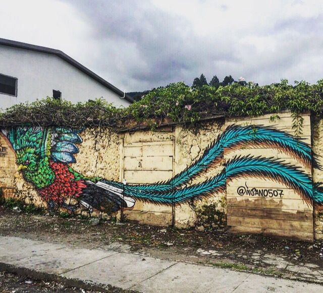 Street Art, Boquete