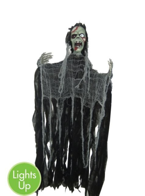 17 best images about zombie decorations halloween on for Decoration zombie