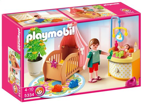 Playmobil Dollhouse 5334 La chambre de bébé