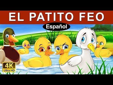el patito feo cuento infantil en espaol k uhd spanish fairy tales