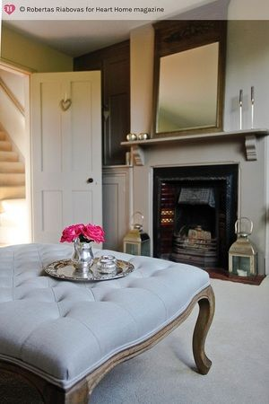 An Elegant Edwardian Country Cottage Modern Interior DesignModern