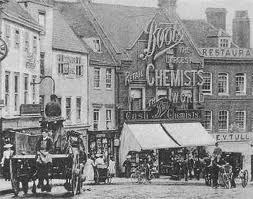 Boots, the chemist, first opened in 1849.....