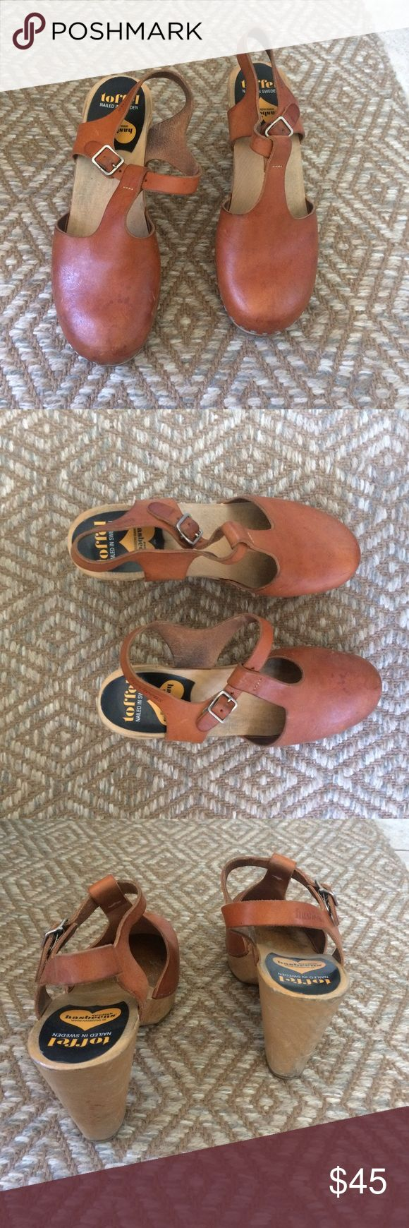 Swedish Hasbeens t strap Mary Jane Swedish Hasbeens t strap Mary Jane. A few spots as pictured. Swedish Hasbeens Shoes
