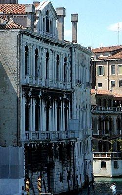 Venice, Scamozzi, Palazzo Contarini Degli Scrigni