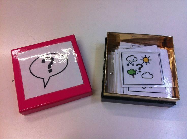 La caja Sorpresa, Blog la Clase de Hablar