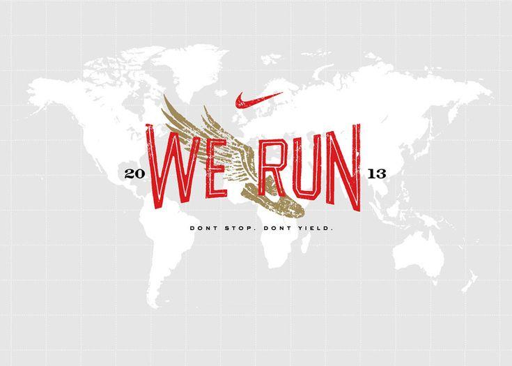Nike We Run - Jon Contino, Alphastructaesthetitologist