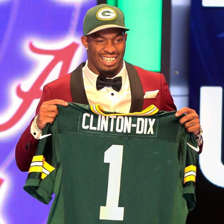 3️⃣ years ago today: @_ha21 was selected No. 21 overall in the 2014 NFL Draft! #GoPackGo