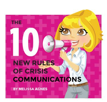 The 10 New Rules of Crisis Communications (Infographic)