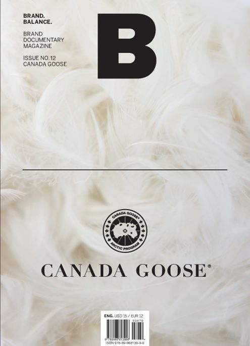 No.12  CANADA GOOSE