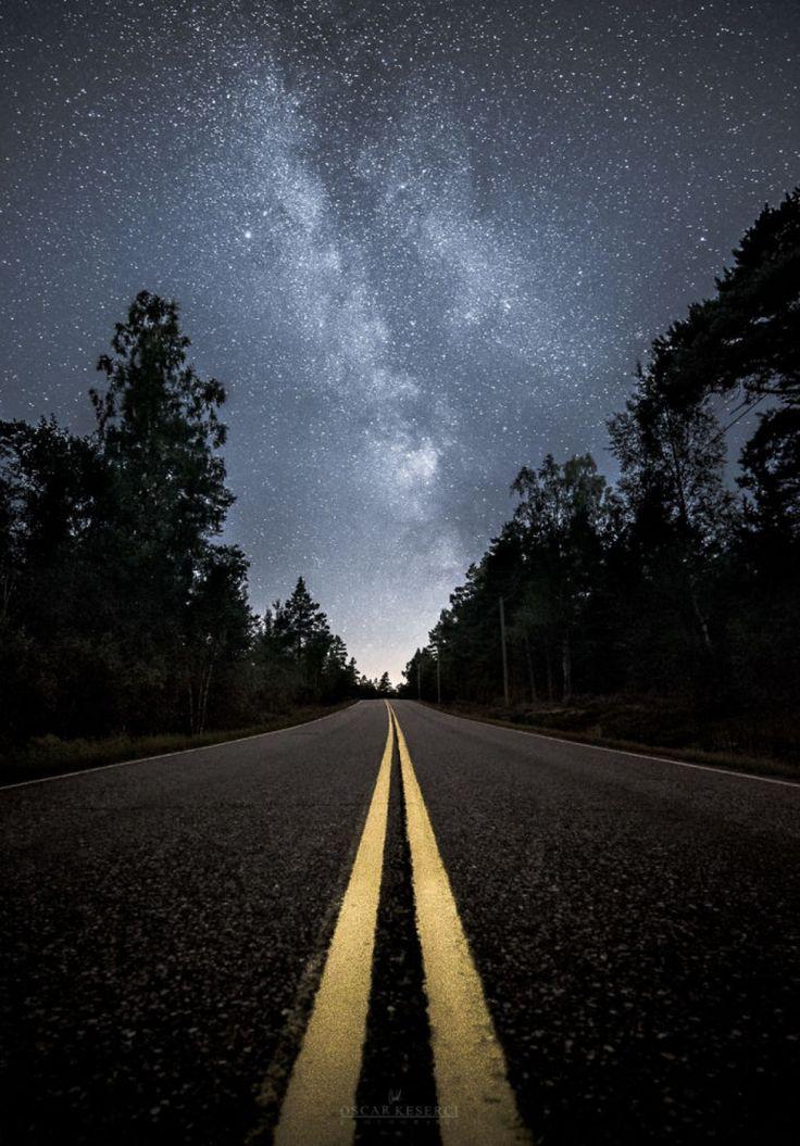 Depuis plus de deux ans, ce photographe immortalise la beauté du ciel étoilé finlandais | Buzzly