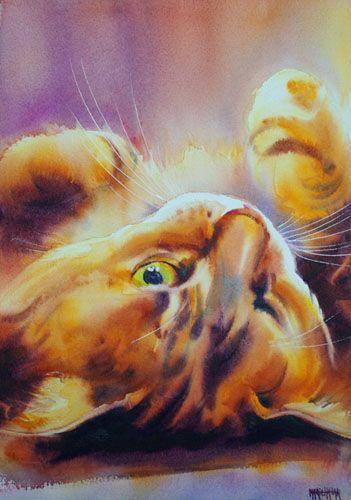 Aquarelles animaux - Page 4 - Aquarelle Marichalar Watercolor