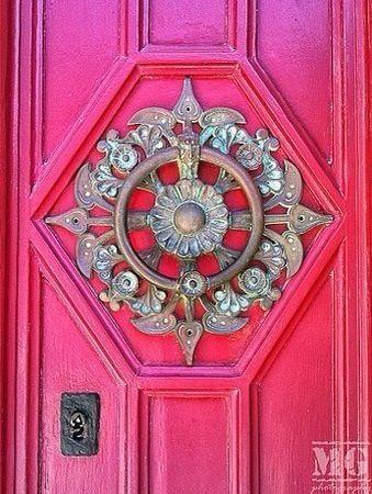 ❤️ Pink door ❤️